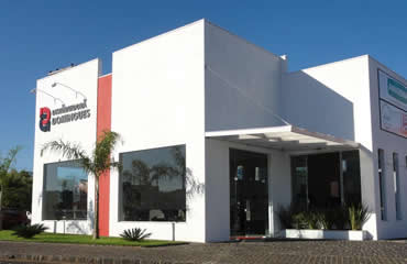 Showroom Distribuidora Domingues